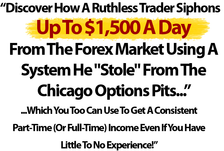 Forex Magic Formula